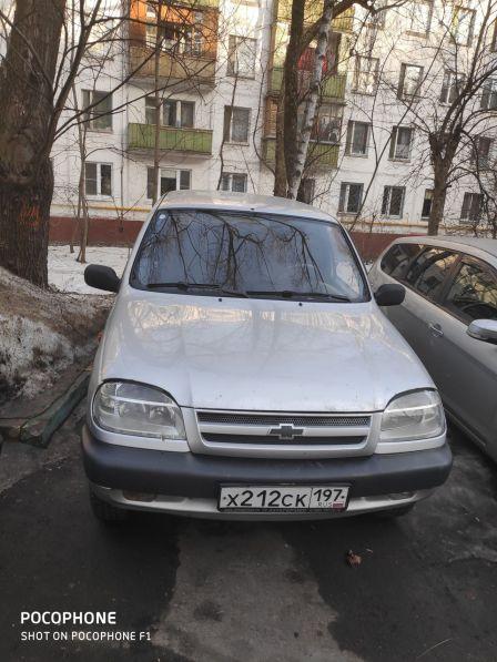 Chevrolet Niva 2005 - отзыв владельца
