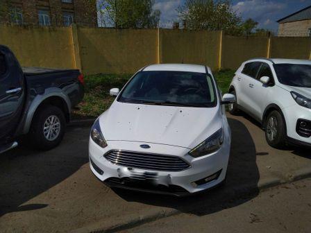 Ford Focus 2019 - отзыв владельца