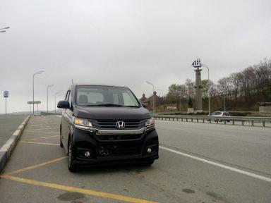 Honda N-WGN, 2014