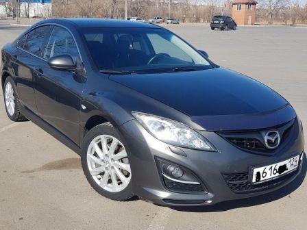 Mazda Mazda6 2011 - отзыв владельца