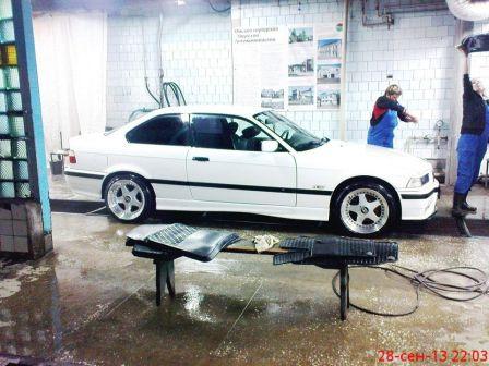 BMW 3-Series 1995 - отзыв владельца