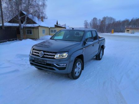Volkswagen Amarok 2018 - отзыв владельца