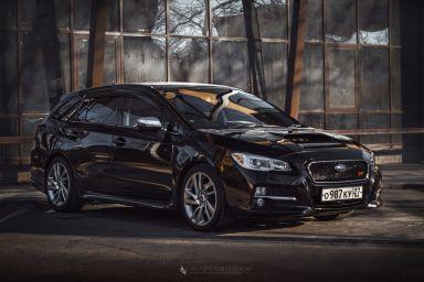 Subaru Levorg 2014 отзыв автора | Дата публикации 12.05.2019.