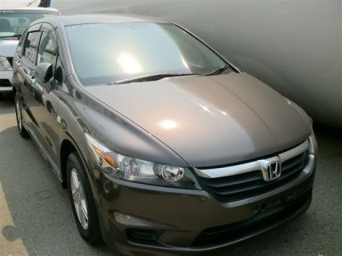 Honda Stream, 2007
