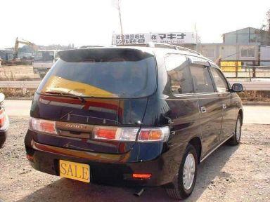 Toyota Gaia, 1999