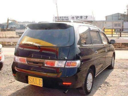 Toyota Gaia 1999 - отзыв владельца