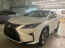 Отзыв о Lexus RX350, 2018 отзыв владельца
