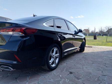 Hyundai Sonata 2018 - отзыв владельца