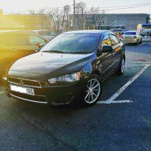 Отзыв о Mitsubishi Galant Fortis, 2014 отзыв владельца