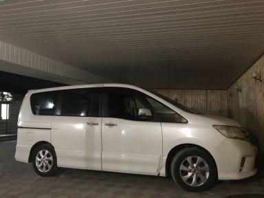 Nissan Serena, 2011