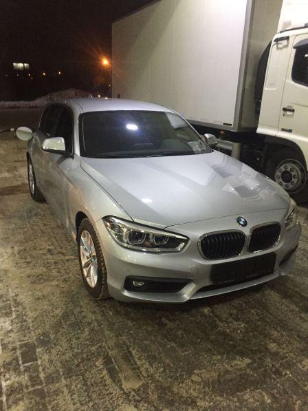 BMW 1-Series 2018 - отзыв владельца