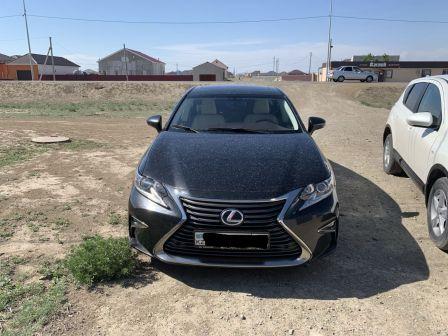 Lexus ES200 2017 - отзыв владельца