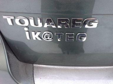 Volkswagen Touareg 2005 отзыв автора | Дата публикации 20.05.2019.