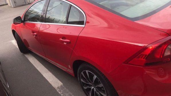 Volvo S60 2018 - отзыв владельца