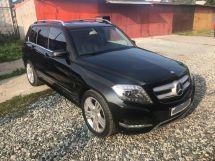 Отзыв о Mercedes-Benz GLK-Class, 2015 отзыв владельца
