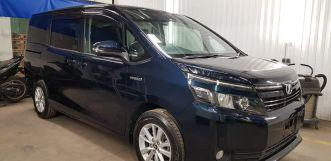 Отзыв о Toyota Voxy, 2014 отзыв владельца