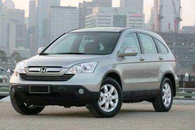 Honda CR-V 2007 отзыв автора | Дата публикации 22.05.2019.