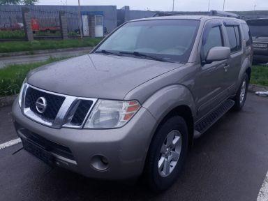 Nissan Pathfinder 2007 отзыв автора | Дата публикации 22.05.2019.