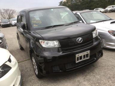 Toyota bB, 2014