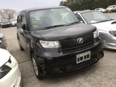 Toyota bB 2014 - отзыв владельца