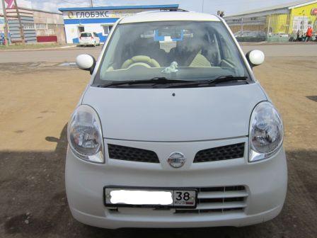 Nissan Moco 2010 - отзыв владельца