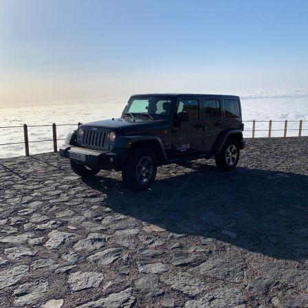 Jeep Wrangler 2016 - отзыв владельца