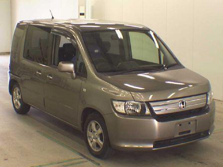 Honda Mobilio Spike 2007 - отзыв владельца