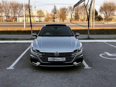 Volkswagen Arteon 2018 отзыв автора   Дата публикации 25.05.2019.