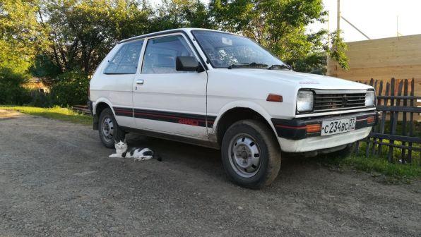 Subaru Rex 1985 - отзыв владельца