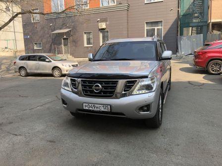 Nissan Patrol 2014 - отзыв владельца