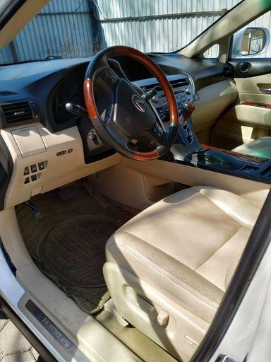 Lexus RX450h, 2009