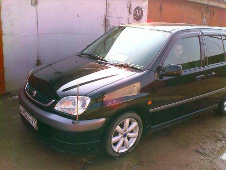 Toyota Raum 2000 - отзыв владельца