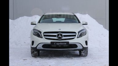 Mercedes-Benz GLA-Class, 2014