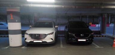 Mazda CX-9 2018 отзыв автора | Дата публикации 30.05.2019.