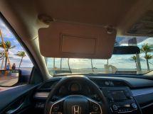 Отзыв о Honda Civic, 2018 отзыв владельца