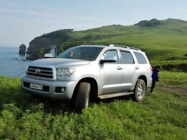 Toyota Sequoia 2010 отзыв автора | Дата публикации 22.09.2015.