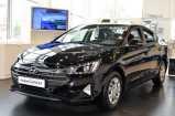 Hyundai Elantra. PHANTOM BLACK (MJB)