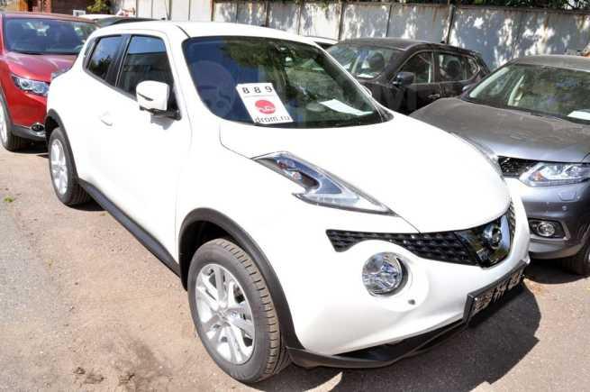 Nissan Juke, 2018 год, 1 401 546 руб.
