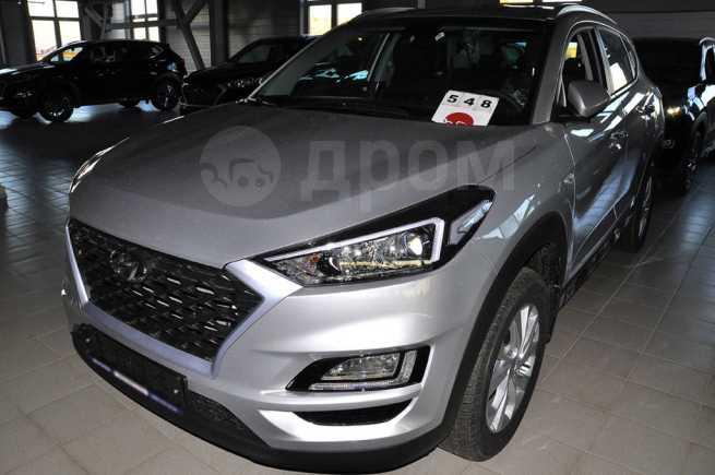 Hyundai Tucson, 2019 год, 1 589 000 руб.