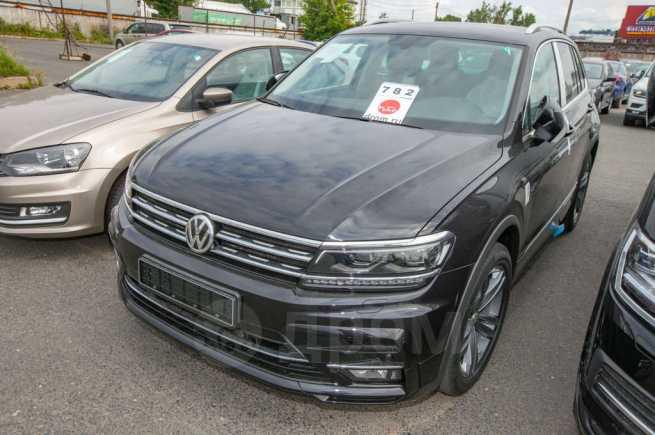 Volkswagen Tiguan, 2018 год, 2 547 900 руб.