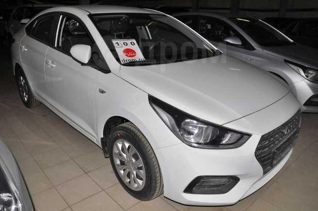 Hyundai Solaris, 2019 год, 783 000 руб.
