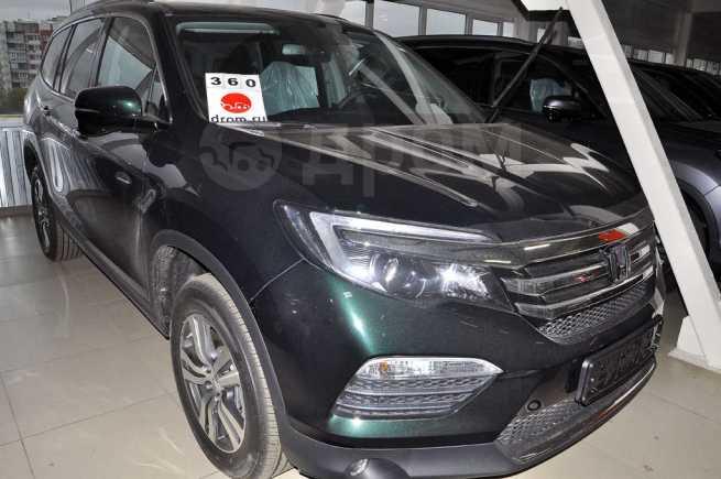 Honda Pilot, 2018 год, 3 792 000 руб.