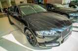 Jaguar XF. SANTORINI BLACK_ЧЕРНЫЙ