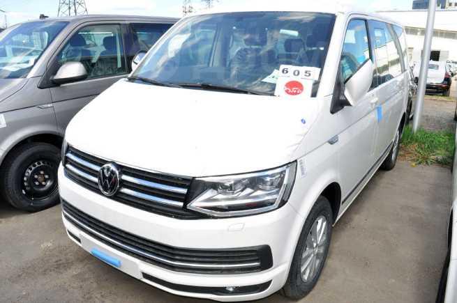 Volkswagen Multivan, 2019 год, 3 955 118 руб.