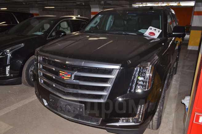 Cadillac Escalade, 2018 год, 5 250 000 руб.