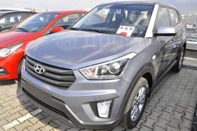 Hyundai Creta, 2019 год, 1 146 000 руб.
