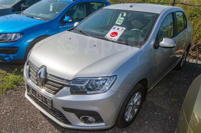 Renault Logan, 2019 год, 736 970 руб.