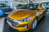 Hyundai Elantra. BLAZING YELLOW_ЖЕЛТЫЙ (WY7)