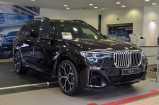 BMW X7. ЧЕРНЫЙ