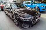Audi A6. ЧЕРНЫЙ МЕТАЛЛИК (MAMBA BLACK) (AUDI EXCLUSIVE)